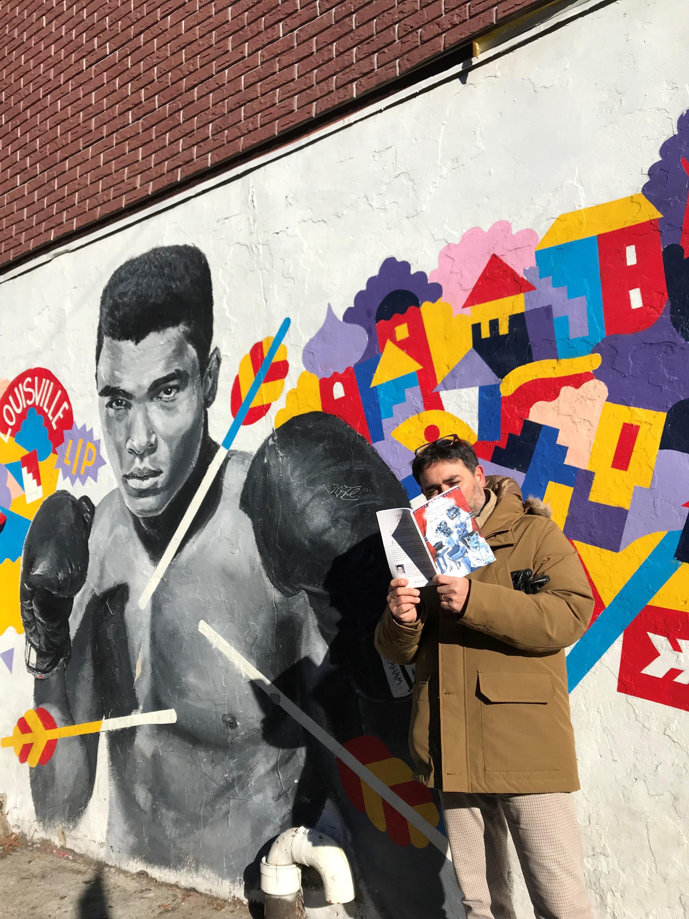 Muhammad Ali in Brooklyn