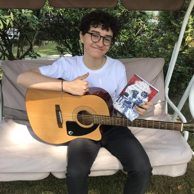 Ilan, 16 ans