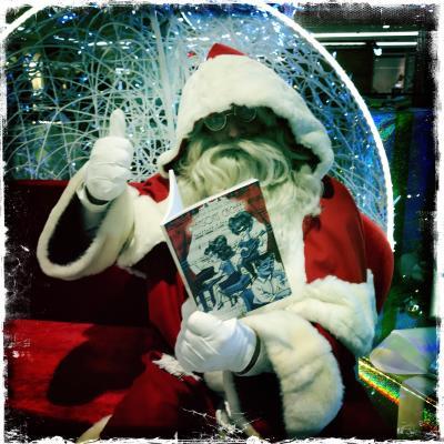 Santa Claus !