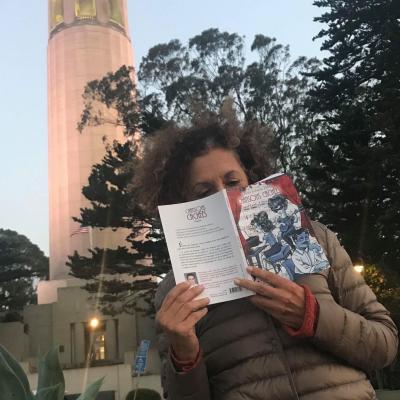 Hi San Francisco ! Someone is reading