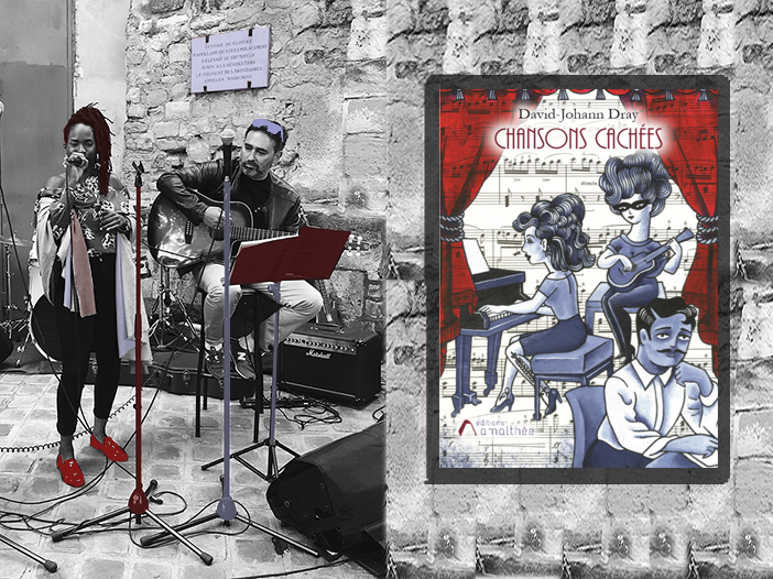 Affiche concert la passerelle 2 200918
