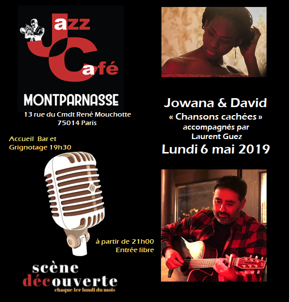 Jazz cafe montparnasse 2