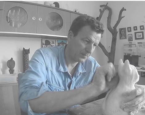 Franck Palis - Sculpteur pour Chansons cachées