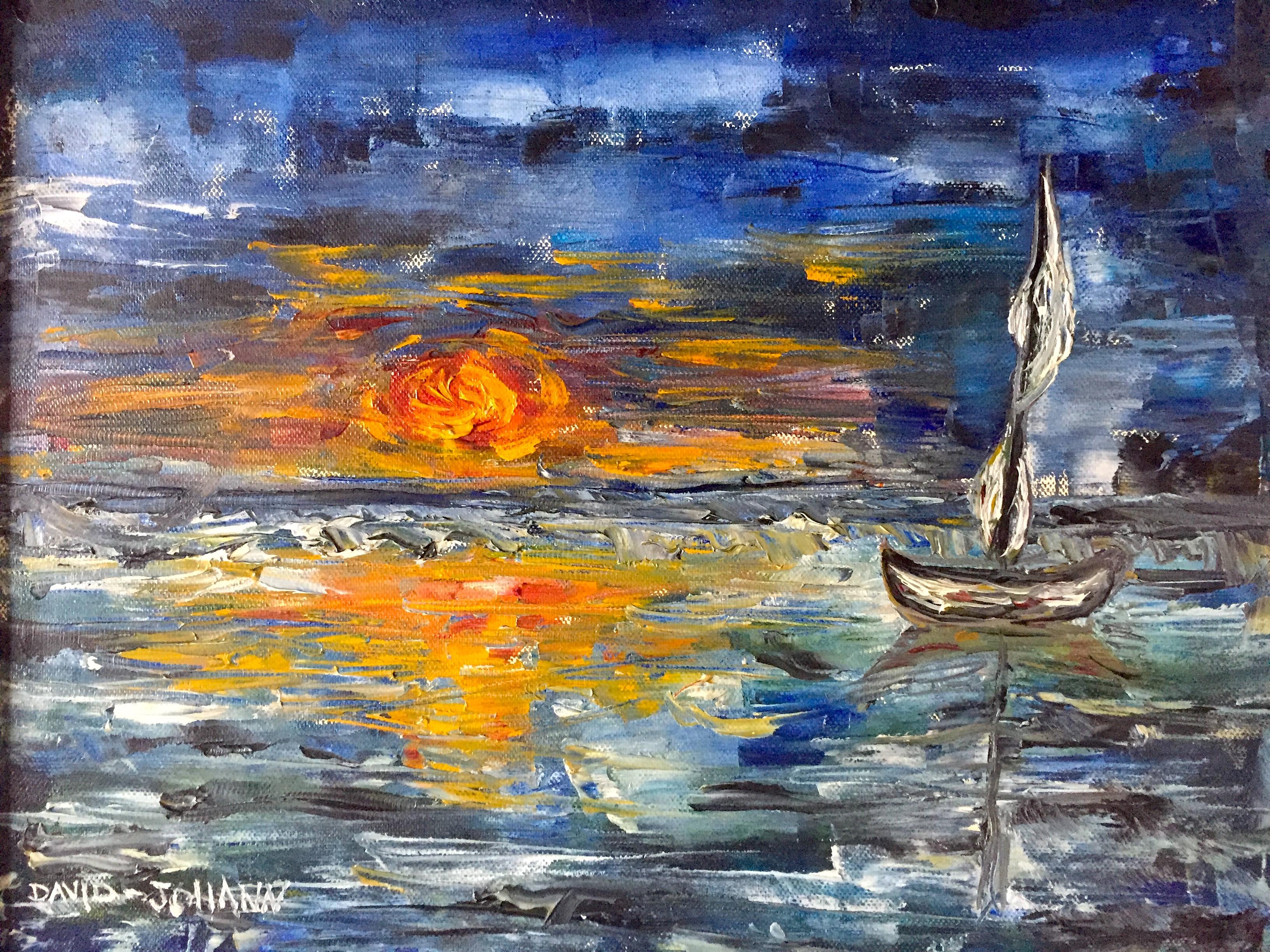Mettre les voiles - David-Johann Dray