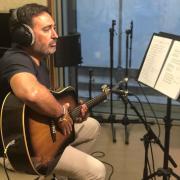 David - Studio session
