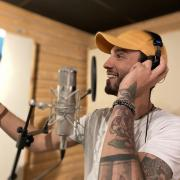 Antoine - Studio session