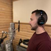 Amaury - Studio session