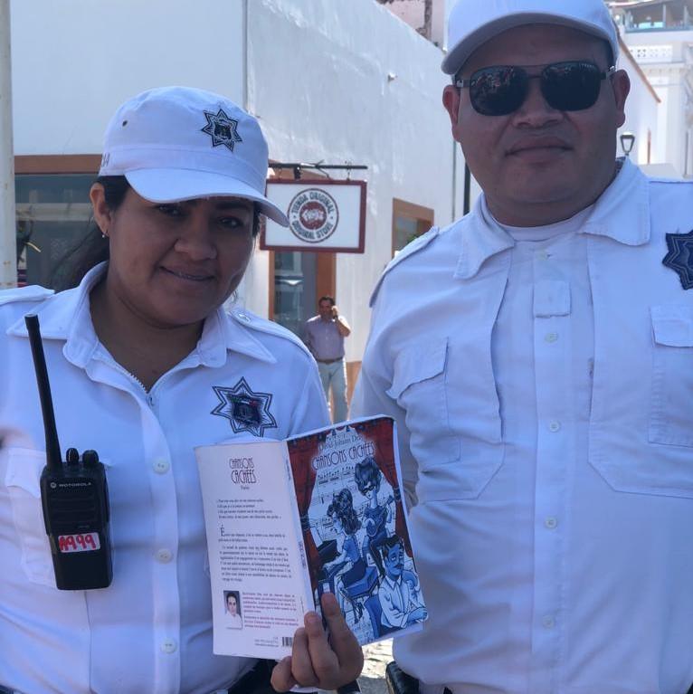 Même la Police mexicaine se met à