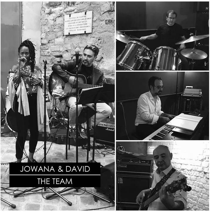 Jowana & David, La Team (2e partie)
