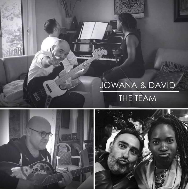 Jowana & David, La Team (1ere partie)