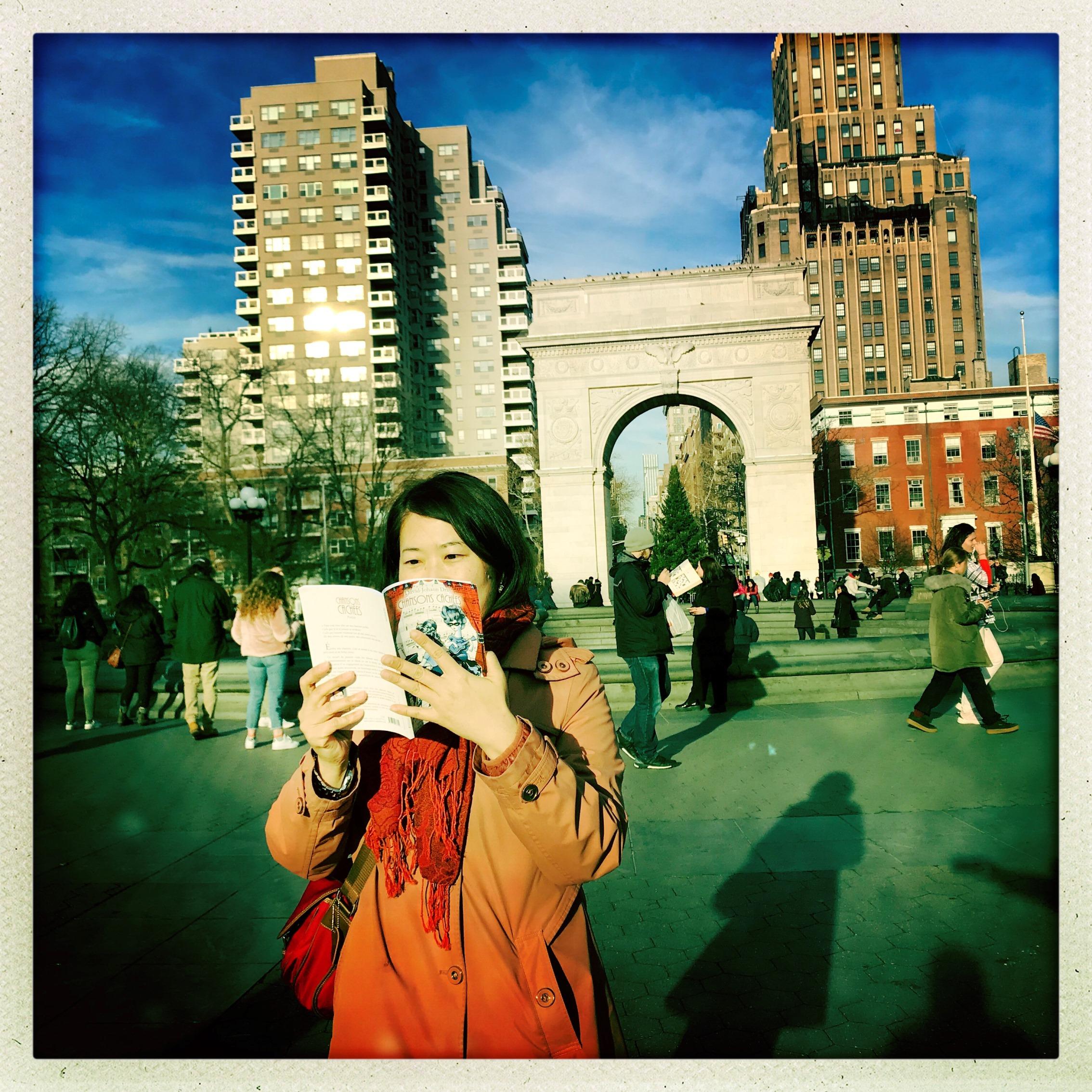 Washington square - Manhattan