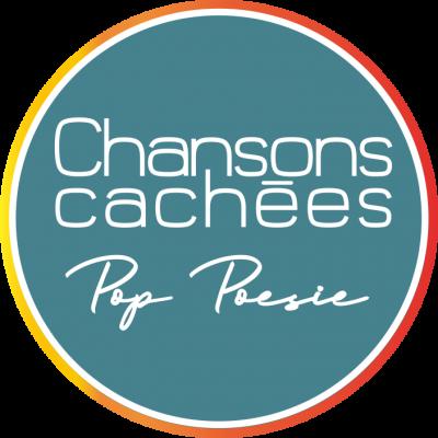 Logo rond canard pop